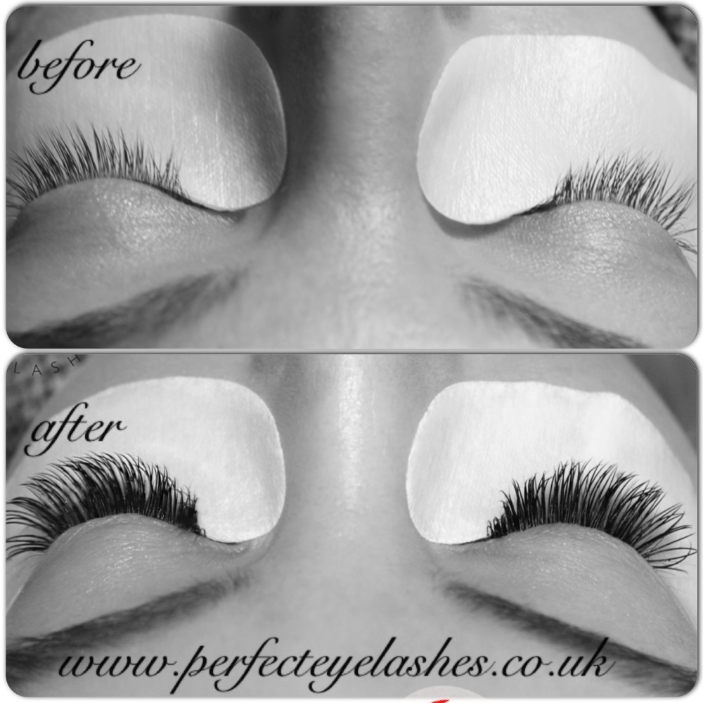 A Variety Of Looks Can Be Achieved With Individual Lash Extensions