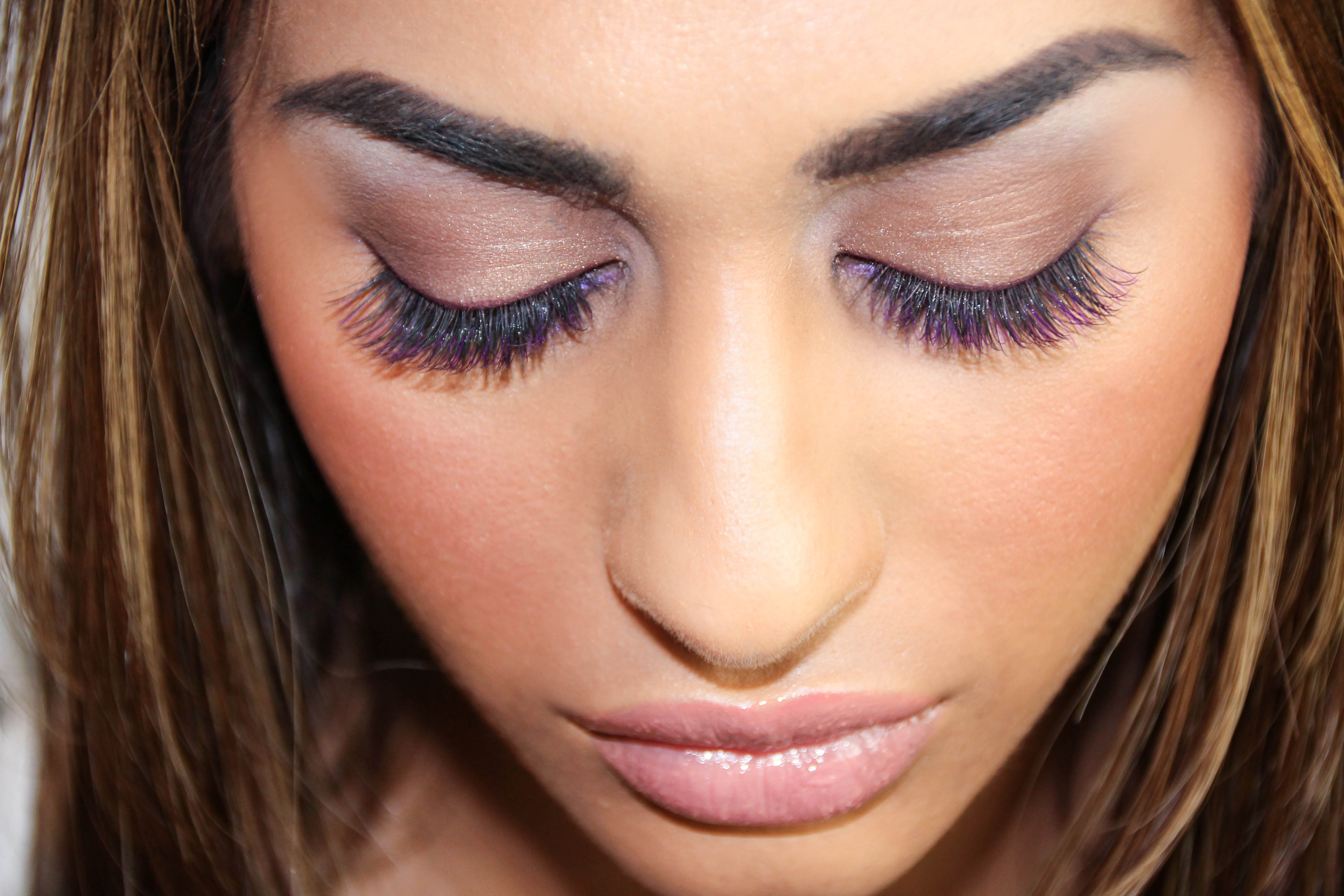 Ombre Lashe Extensions Perfect Eyelashes Blog