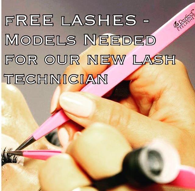 New lash technician at Perfect Eyelashes!   perfect eyelashes blog