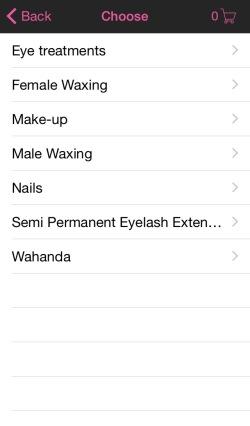 Perfect Eyelashes app