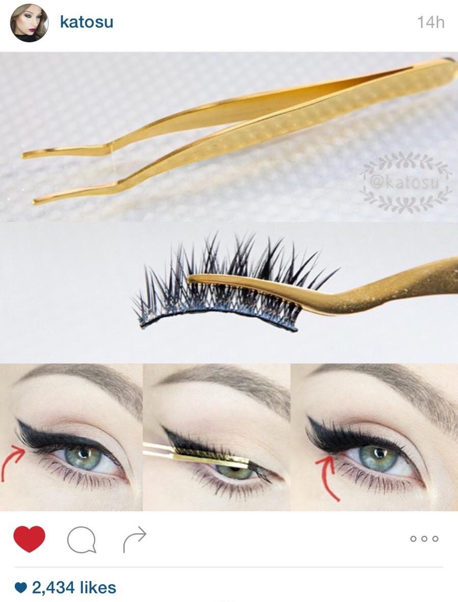 New Tool Available Amazing Lash Applicator Perfect Eyelashes Blog